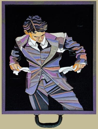 Pocketman No. 4