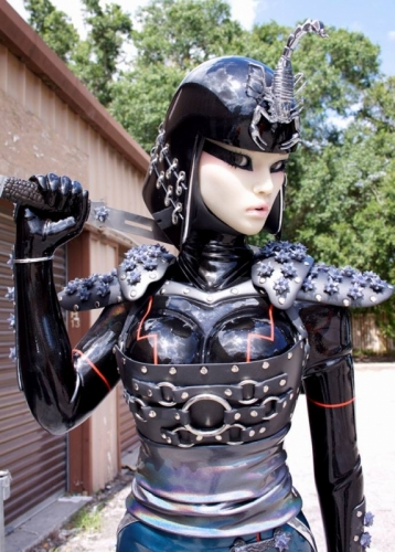 Ninja Couture (detail)