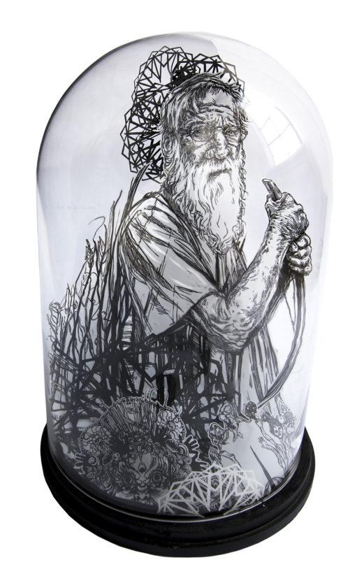 Milton II / Diogenes (Cloche)