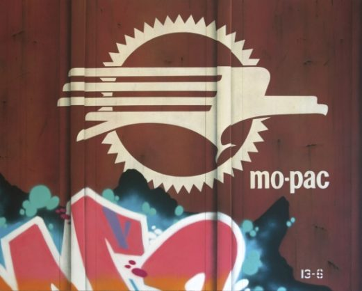 Blank Canvas #57 - MOPAC