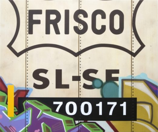 Blank Canvas #41 - Frisco