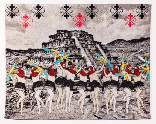 Procession in Colonized Territory II