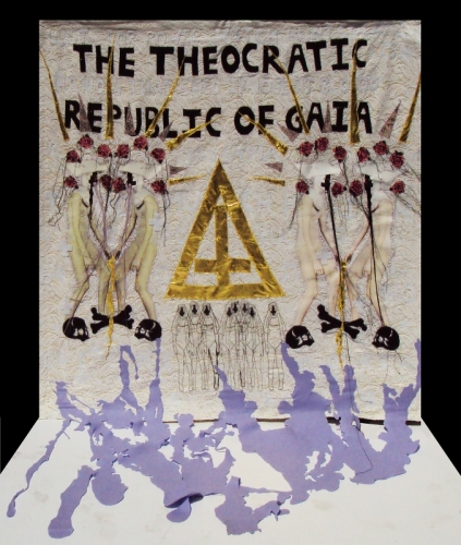 Theocratic Republic of Gaia Catalytic Mantle