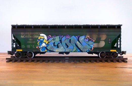 BN#5 (Smurfette)