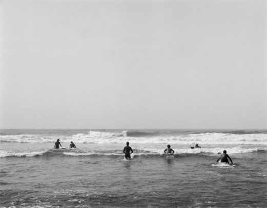 Morning Surf at Poles