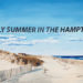 I Only Summer in the Hamptons