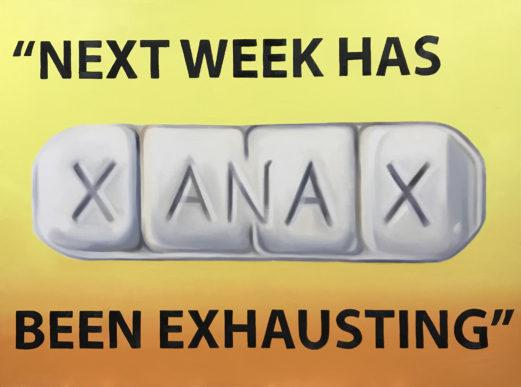 Next Week Has Been Exhausting