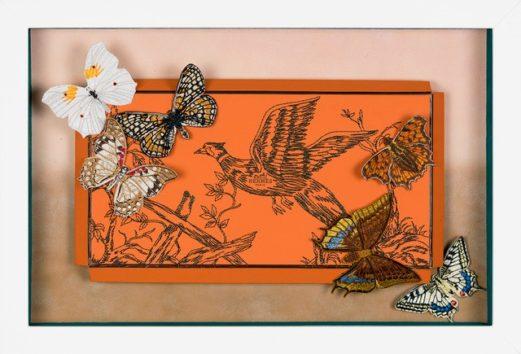 Hermès Forest Pheasant