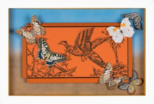 Hermès Seaside Pheasant