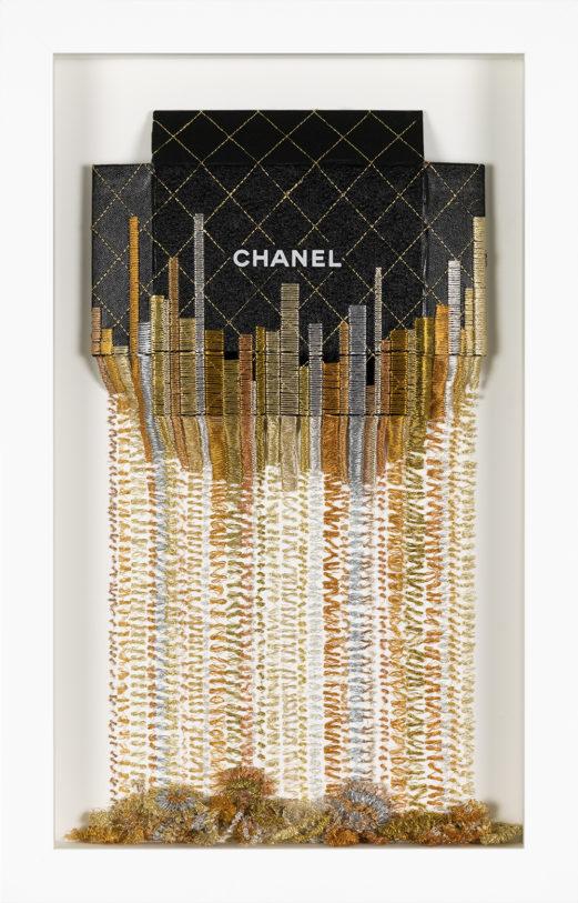 Precious Metals Chanel Drip