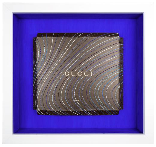 Gucci Blue Mod