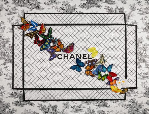 XXL White Chanel