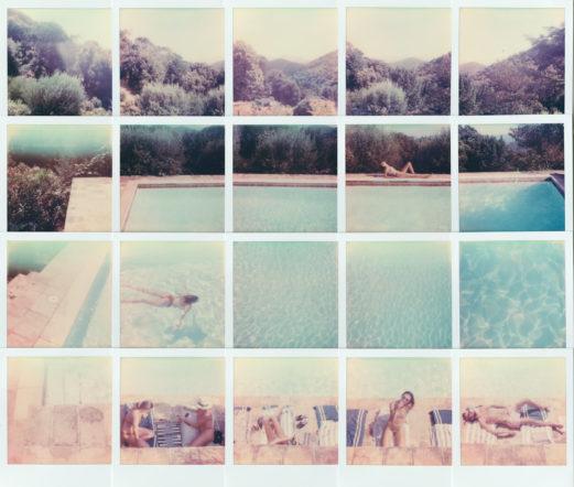 Hockney Pool (Le Nid du Duc)